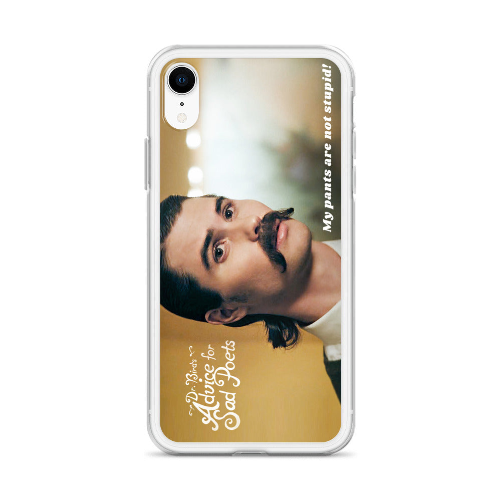 Martin iPhone Case - Dr. Bird's Advice Movie
