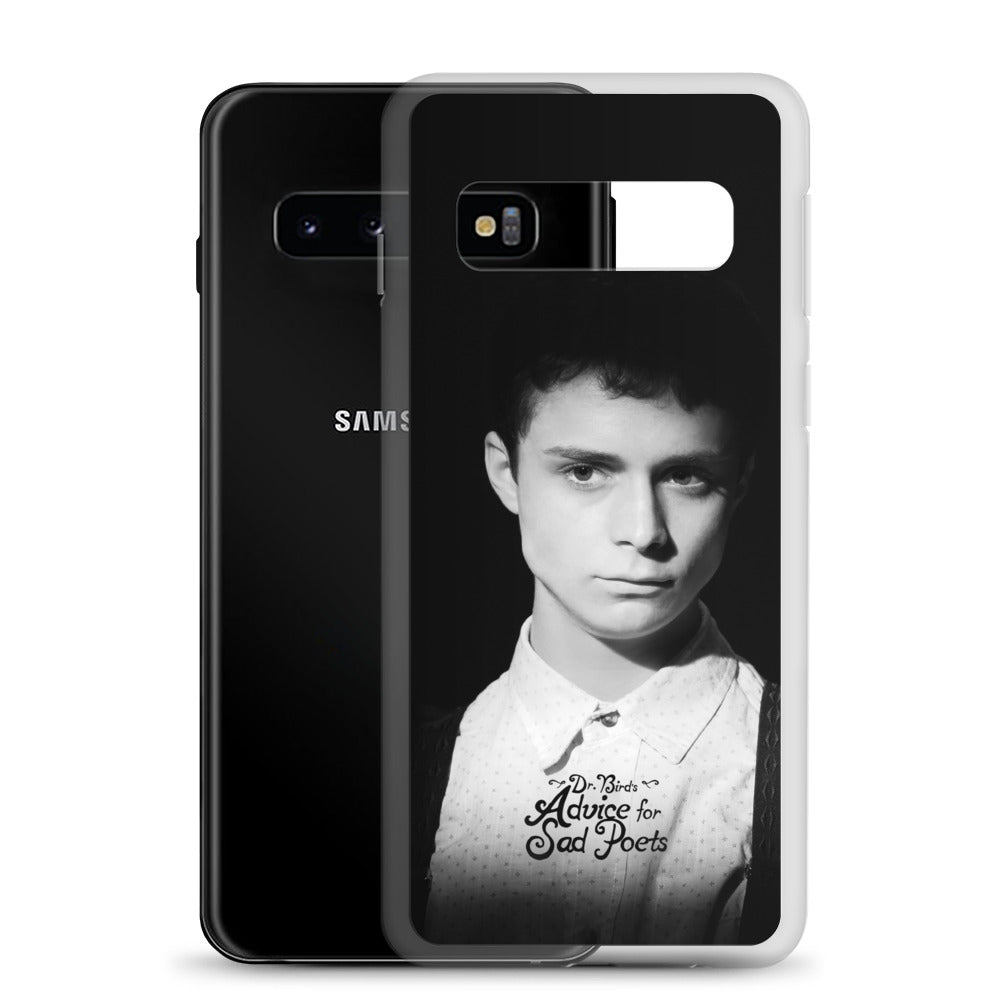 James B&W Samsung Case - Dr. Bird's Advice Movie