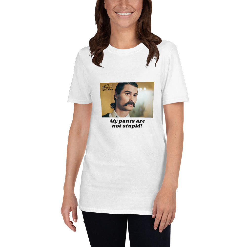 Short-Sleeve Unisex T-Shirt - Dr. Bird's Advice Movie