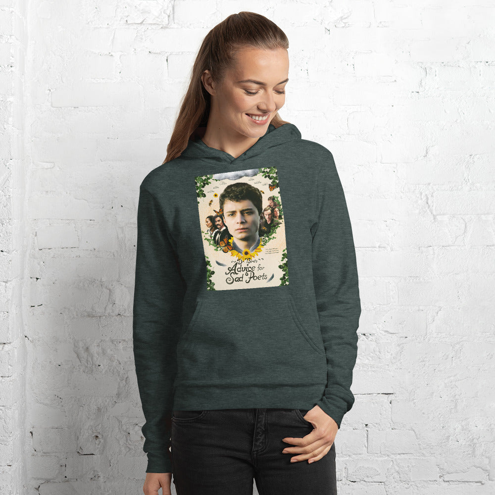 Official Poster Unisex hoodie - Dr. Bird's Advice Movie