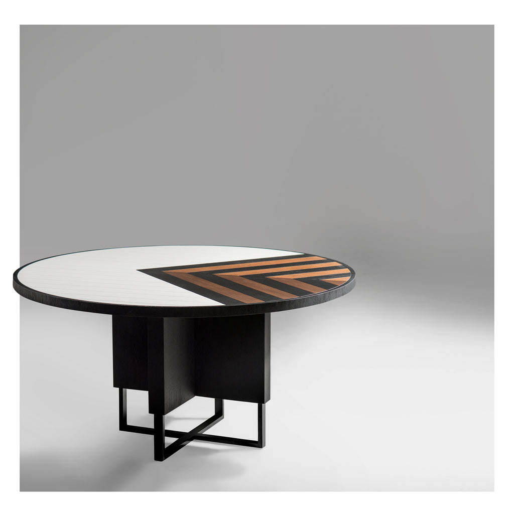 Malino Round Dining Table