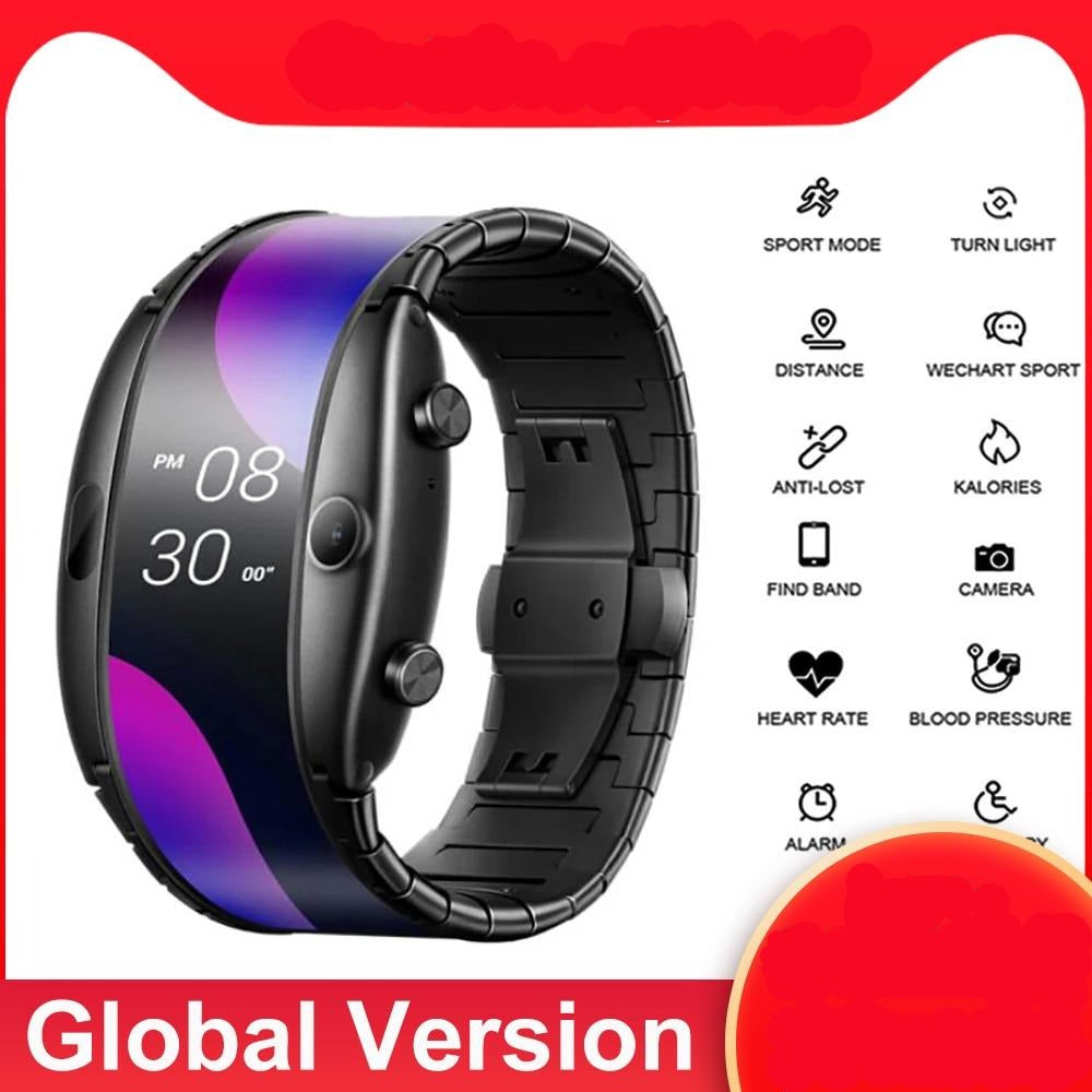 Belle Imi Global Smartwatch