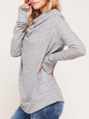 SUPERSOFT HOODED PULLOVER