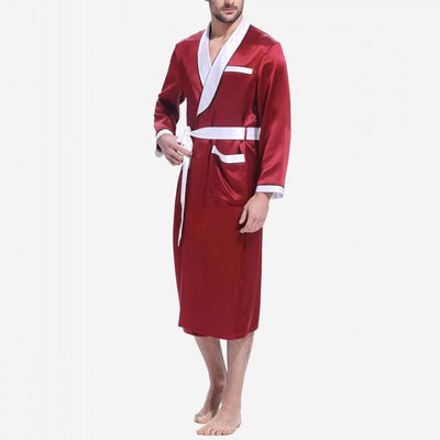 Robe de chambre homme taille s