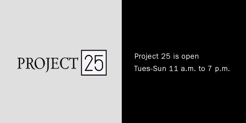 Project 25 Art Hours