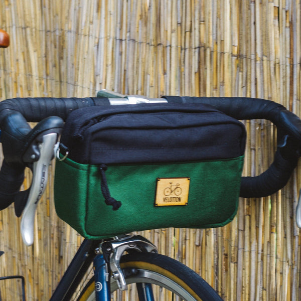 Handlebar bag Big Eddy | Black