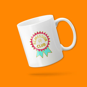 Remission Club mug
