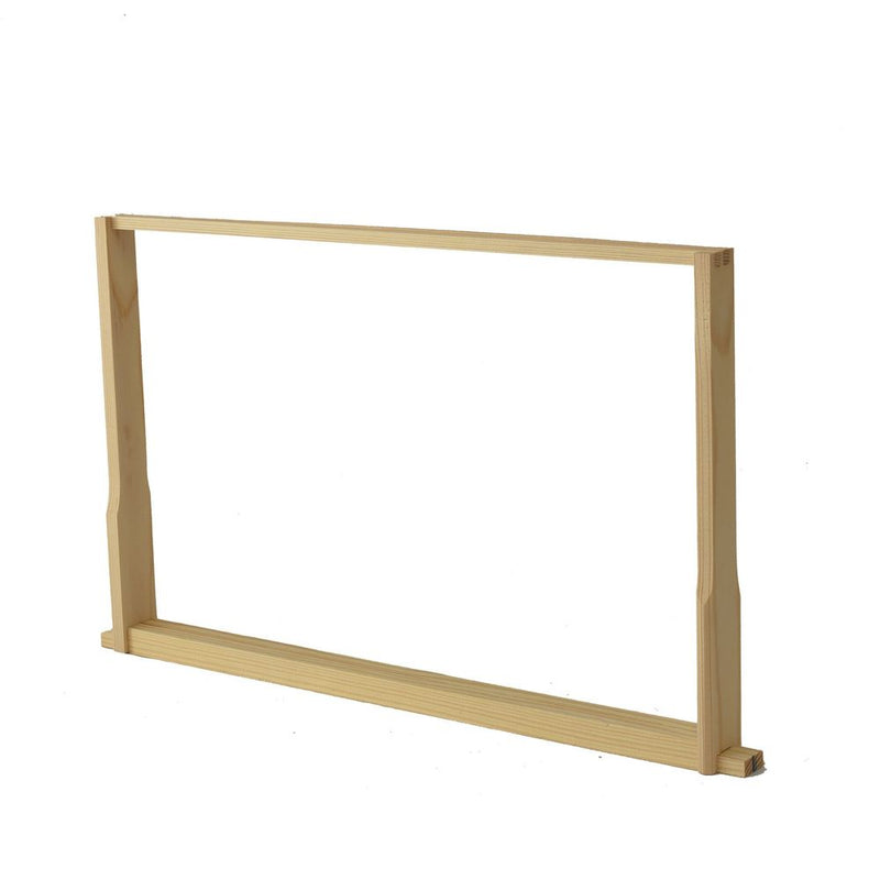 Langstroth Brood Jumbo Frames With Hoffman Side Bar