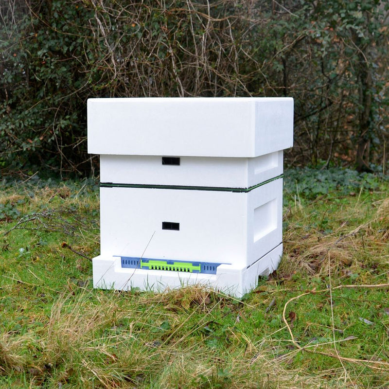 Complete Polystyrene National Hive