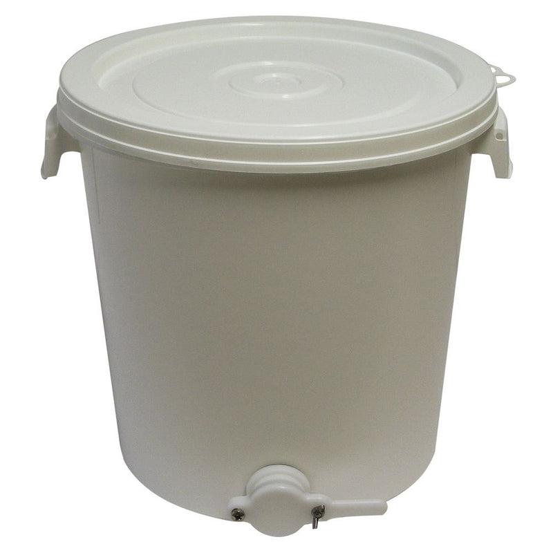 35Kg Polythene Tank (includes tap)