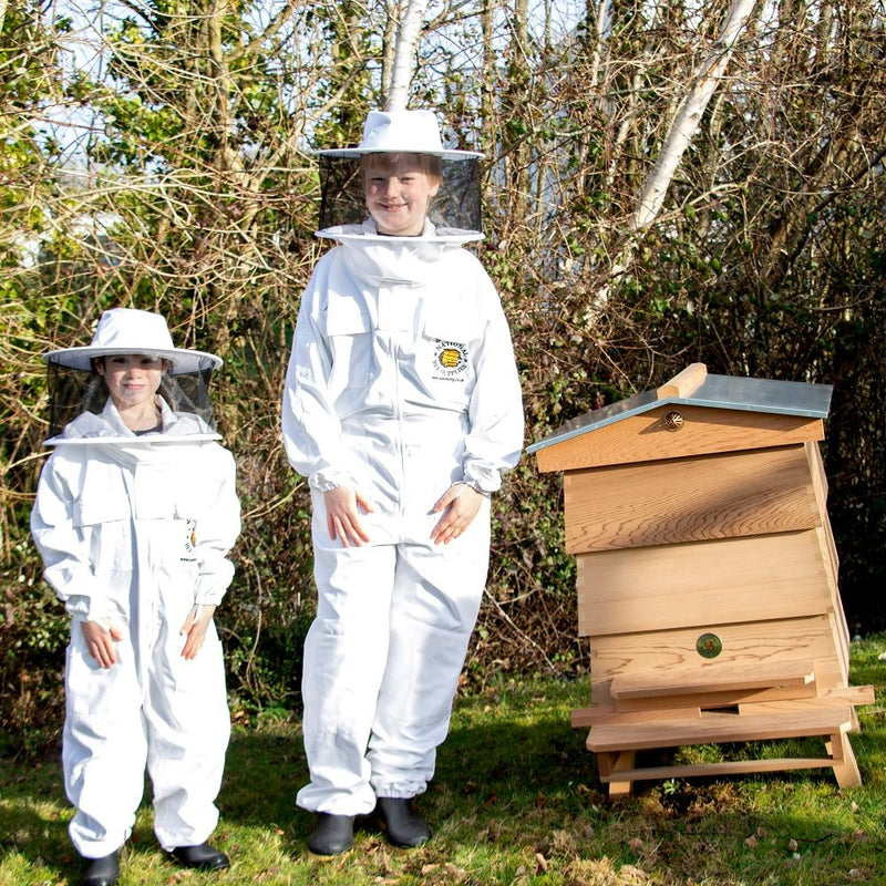 Childrens Beekeeper's Suit with Round Hood