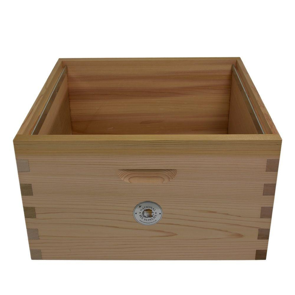An image of Commercial Brood - Top Bee Space, with Runners (Flat Pack)