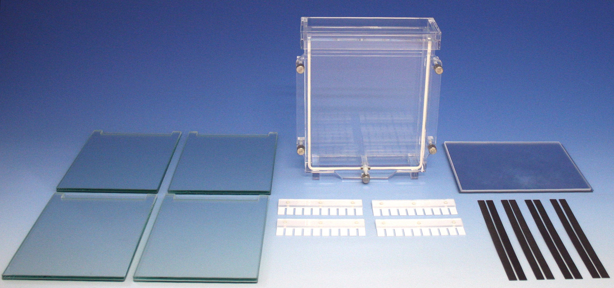 Vertical Multi-Gel Casting Chambers for 16.5 cm(w) units