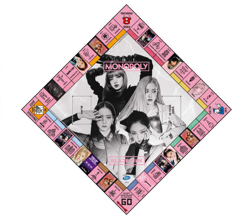 BLACKPINK - IN YOUR AREA - MONOPOLY