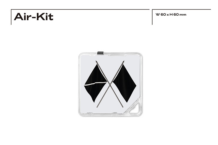 EXO - 6TH ALBUM - OBSESSION (KIT VERSION)