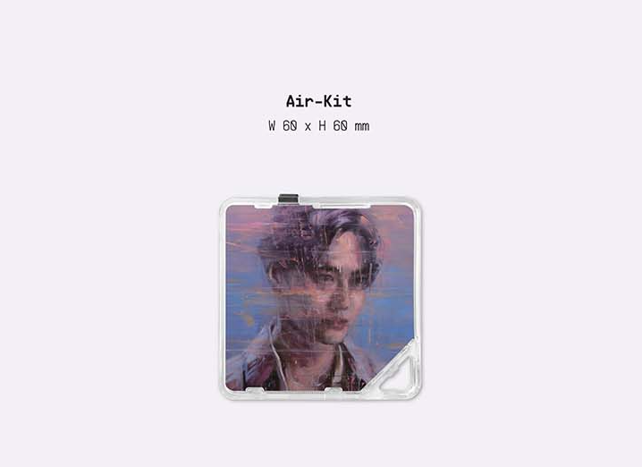 SUHO (EXO) - 1ST MINI ALBUM - SELF-PORTRAIT (KIT VERSION)