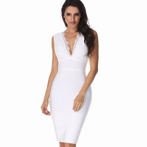 Cocktail Party Bodycon Dress