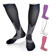 Load image into Gallery viewer, Graduated Compression Socks 5 pairs 15-25 mmHg - ShopAndGo.Online
