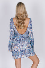 Load image into Gallery viewer, Growing Wild Tunic Dress - ShopAndGo.Online