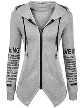 Load image into Gallery viewer, Hoodies sweatshirts letter print pullover - ShopAndGo.Online
