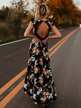 Load image into Gallery viewer, Backless Summer Dress - ShopAndGo.Online
