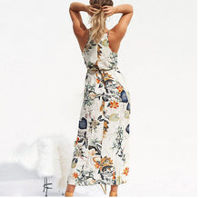 Load image into Gallery viewer, Summer Bench Maxi Dress - ShopAndGo.Online
