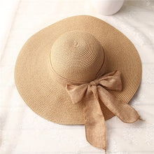 Load image into Gallery viewer, Hand Made Straw Hat - ShopAndGo.Online
