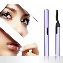 Load image into Gallery viewer, Electric Heated Eyelash Curler Pen Makeup - ShopAndGo.Online