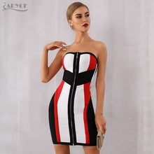 Load image into Gallery viewer, Bodycon Bandage Dress - ShopAndGo.Online