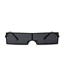 Load image into Gallery viewer, Black Shades Brand Designer Fashion Integrated Sunglasses - ShopAndGo.Online
