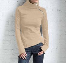 Load image into Gallery viewer, Spring Autumn Casual Solid Hoodie - ShopAndGo.Online