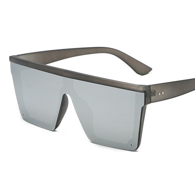 Male Flat Top Sunglasses - ShopAndGo.Online