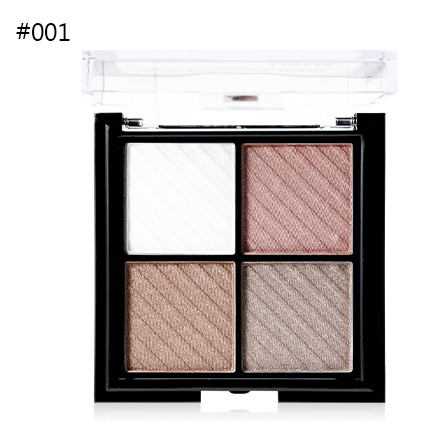 Matte Nude Metallic Earth Color Eye Shadow, Beauty Makeup Palette - ShopAndGo.Online
