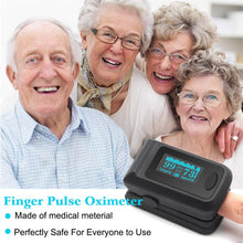 Load image into Gallery viewer, Finger Pulse Oximeter - ShopAndGo.Online