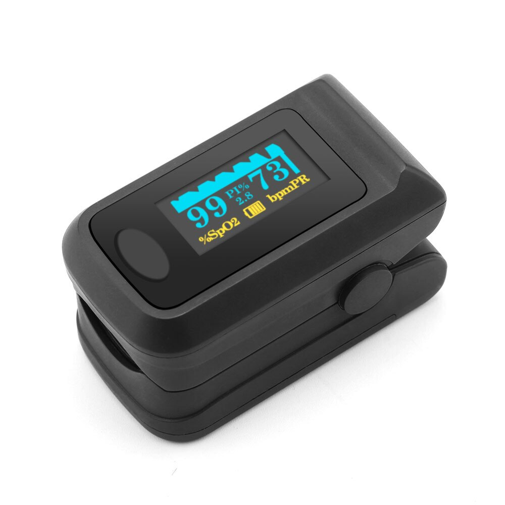 Finger Pulse Oximeter - ShopAndGo.Online