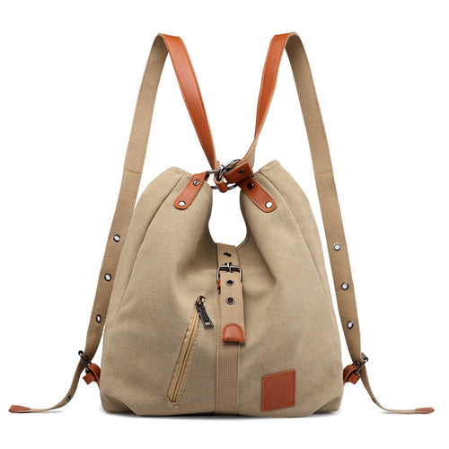 Canvas Women Shoulder Bag - ShopAndGo.Online