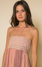 Load image into Gallery viewer, Rustic Romance Halter Dress - ShopAndGo.Online