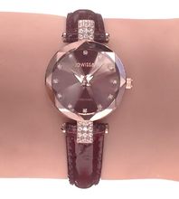 Load image into Gallery viewer, Facet Strass Swiss Ladies Watch J5.624.S - ShopAndGo.Online