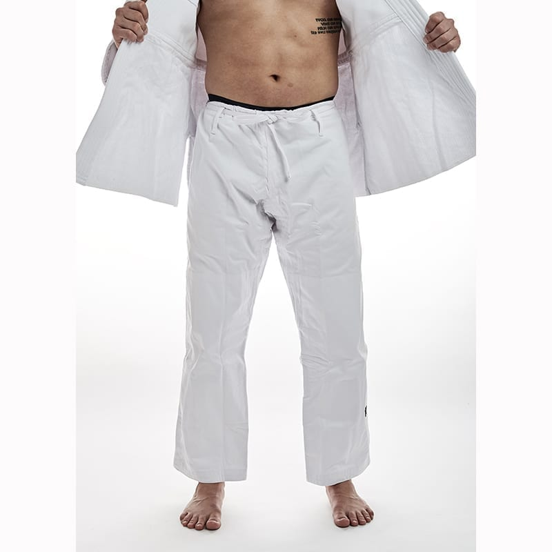 Ippon Gear Fighter Judohose - Weiss