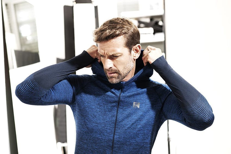 FA Performance - Seamless Fitness Jacket - Men