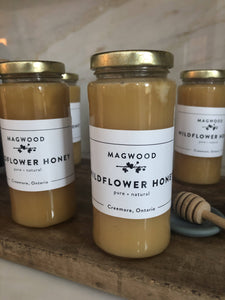 Magwood Pure Natural Wildflower Honey