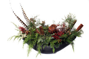THE STATEMENT HOLIDAY CENTREPIECE