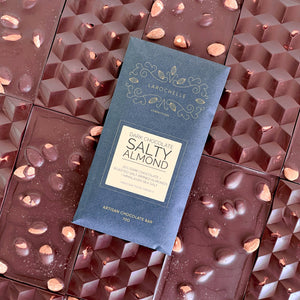 Artisan Bar: Dark + Salty Almond