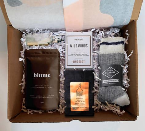 unboxED winter warmer