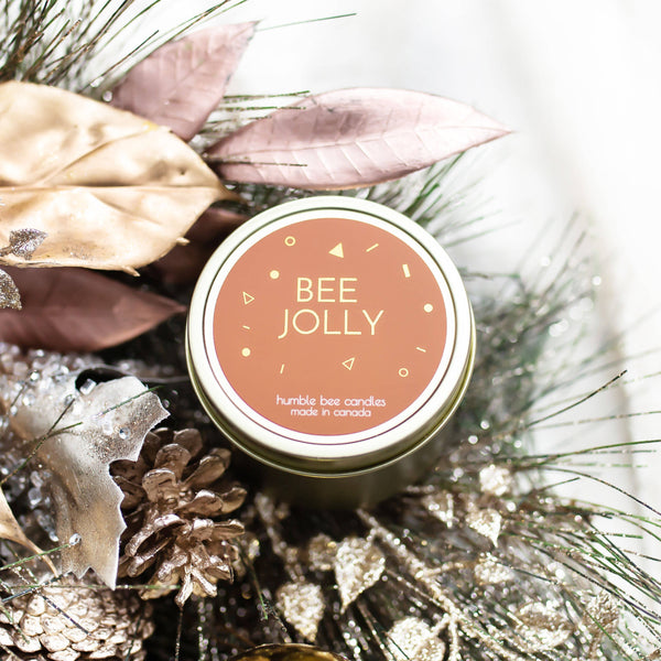 Bee Jolly - Humble Bee Candles