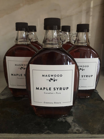 Magwood Ontario Pure Maple Syrup
