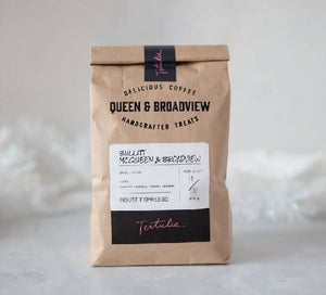 Queen & Broadview House Espresso