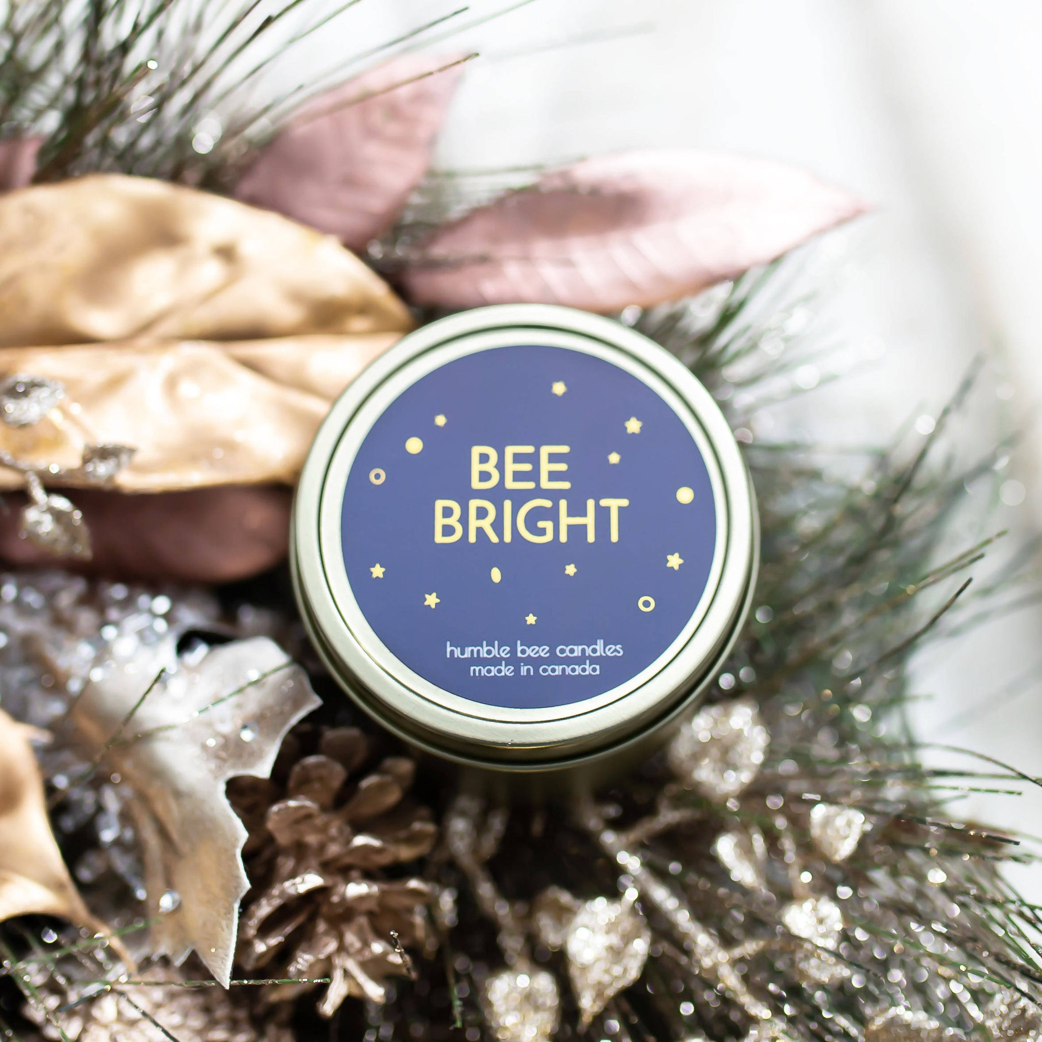 Bee Bright - Humble Bee Candles