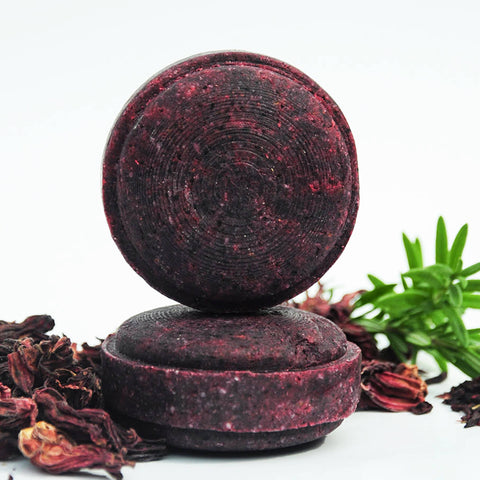 Hibiscus Rose Shampoo Bar
