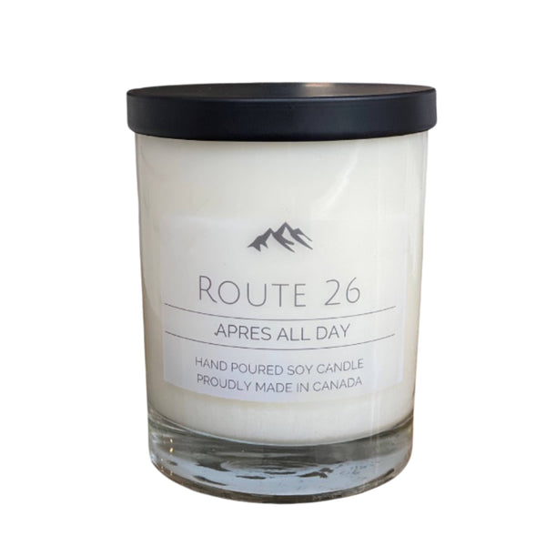 Apres All Day Candle